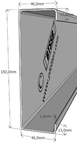C150 profil